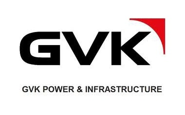 GVK Power Logo