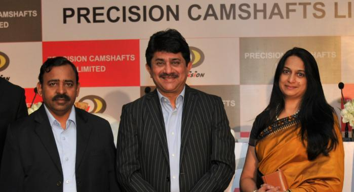 Precision Camshafts IPO conference