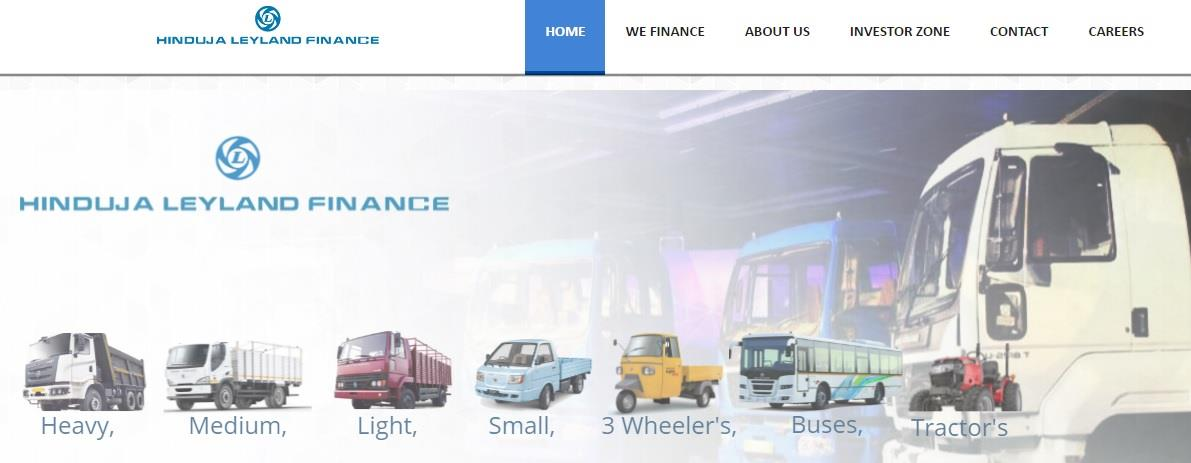 Hinduja Leyland Finance
