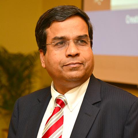 Keshab Panda CEO L&T Technology Services