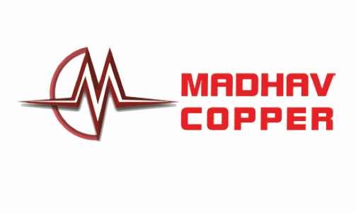 Madhav Copper Logo