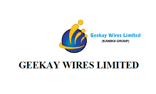 Geekay wires ltd ipo